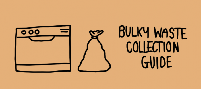 bulky waste collection guide