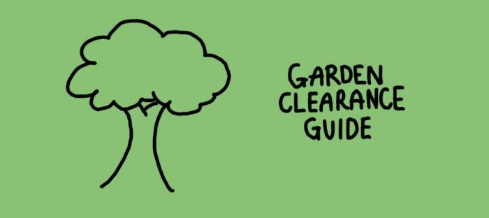 garden clearance guide