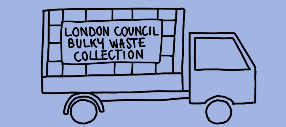 london council bulky waste collection