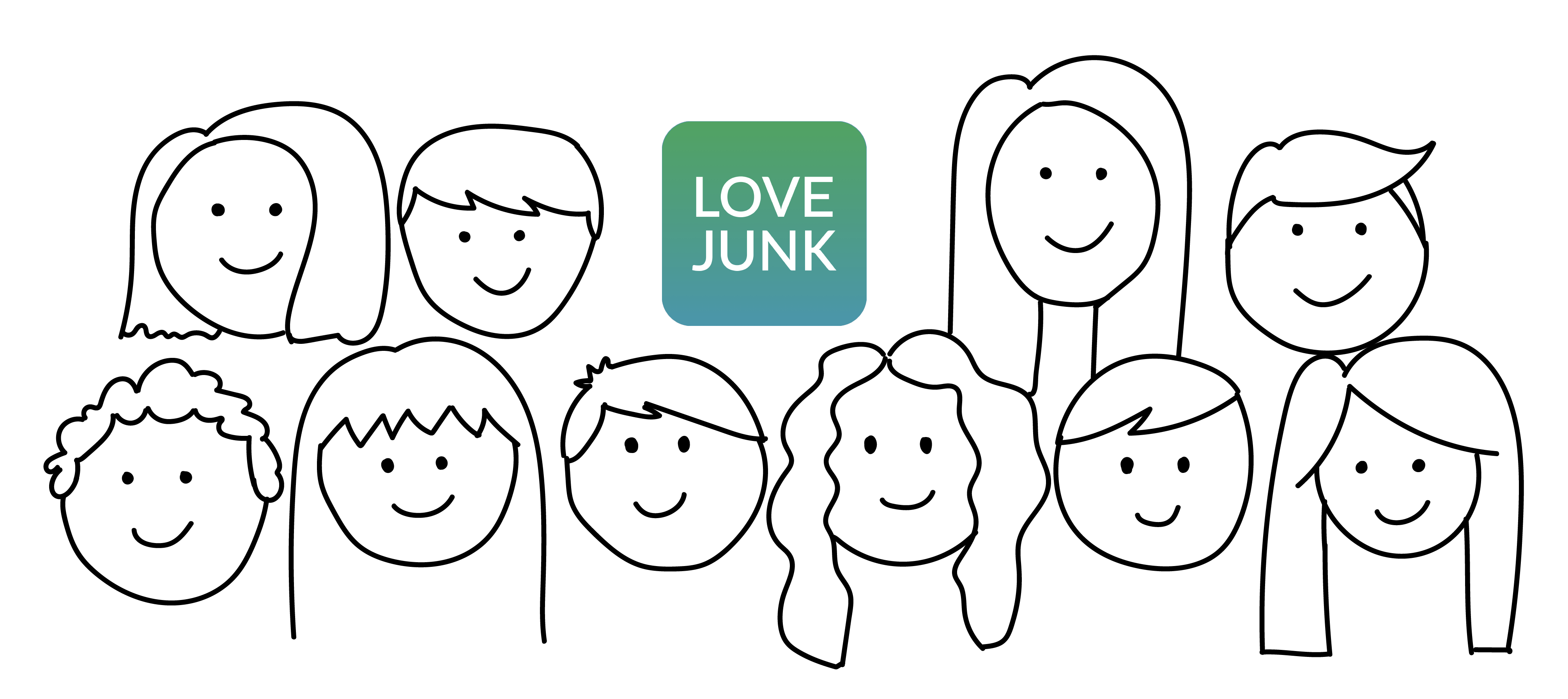 about the lovejunk team who are we what do we do