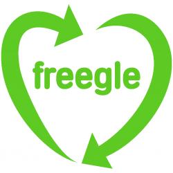 freegle logo furniture reuse london lovejunk
