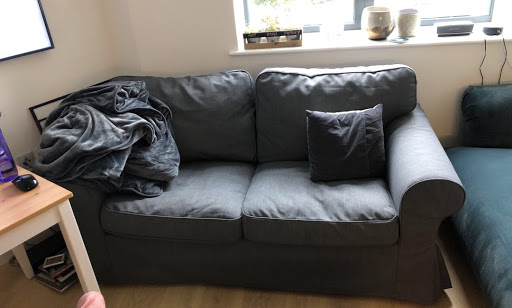 2 seater IKEA ektorp sofa - £40 – VAT no