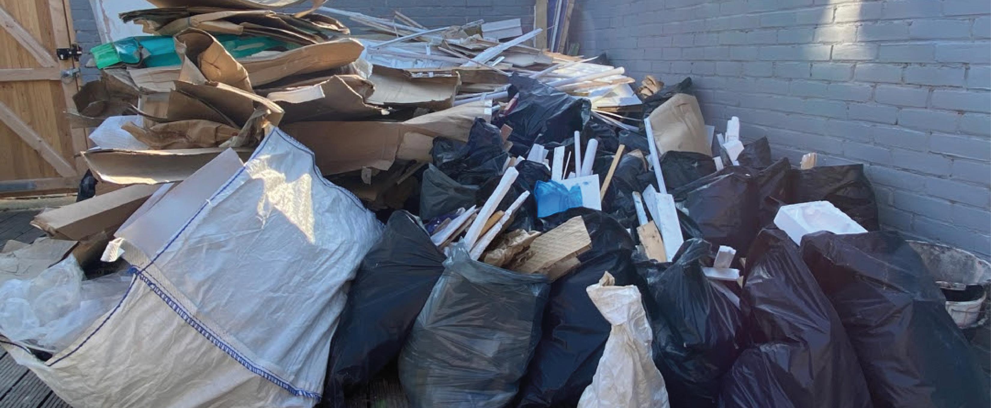 trade waste builders refurbishment renovation price of listings lovejunk