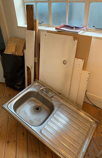 diy waste disposal london