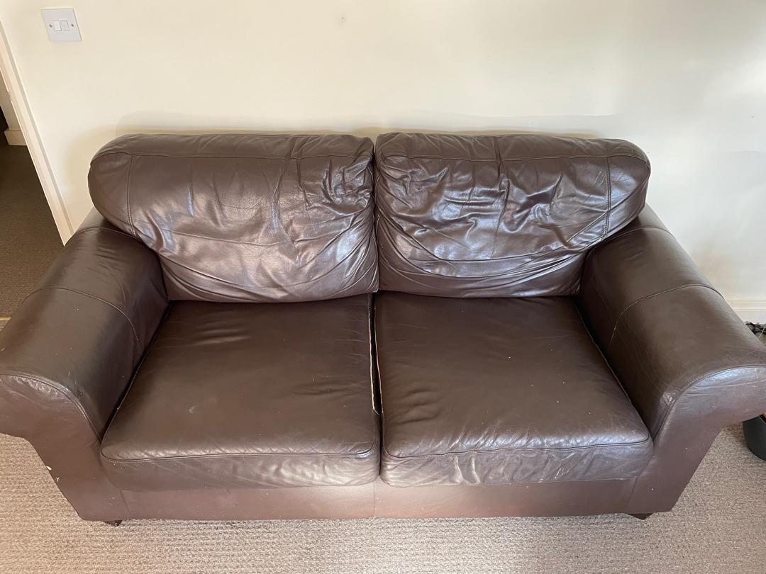 2 seater vat yes £70 sofa disposal london 2021