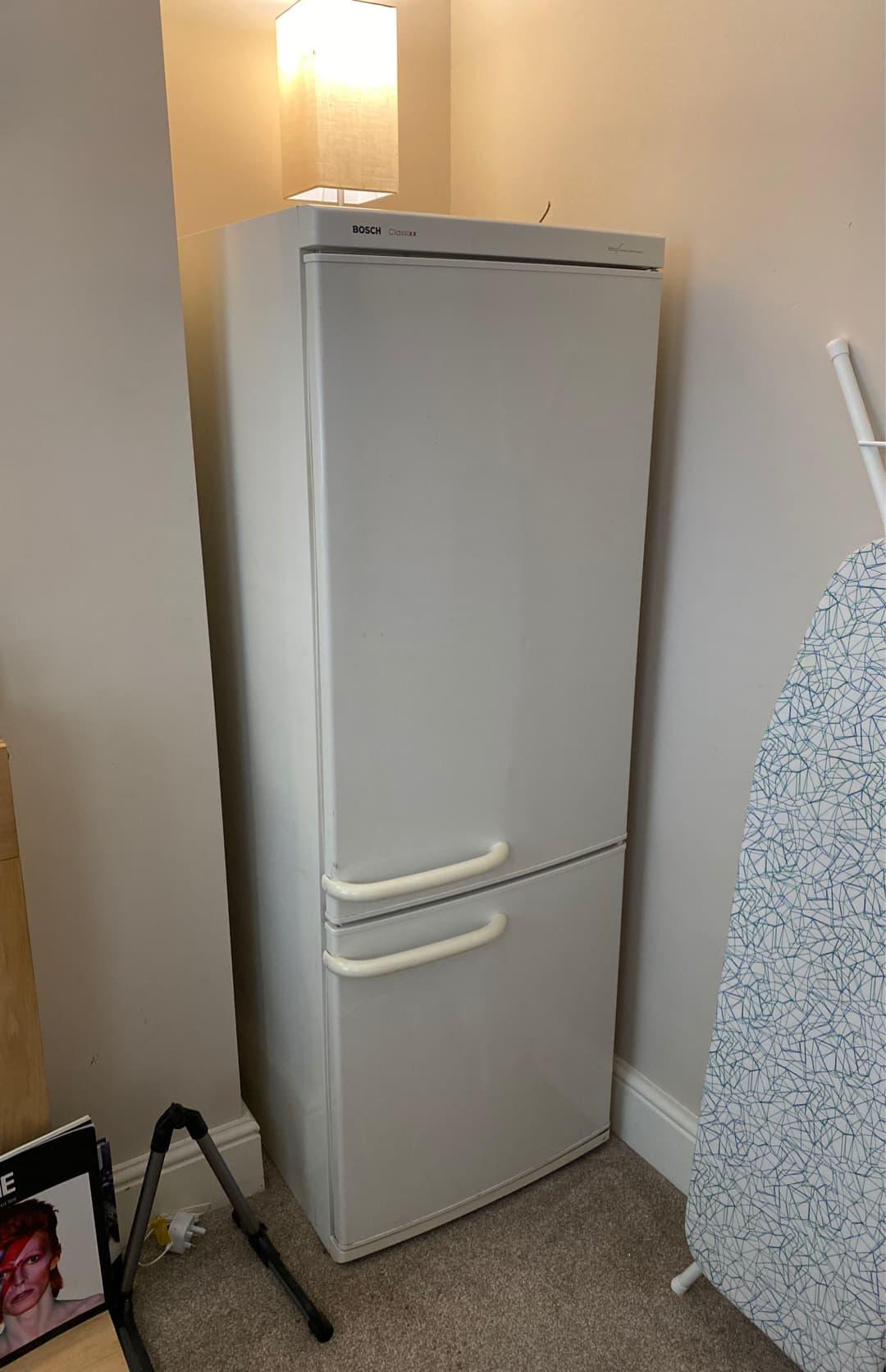 large fridge £50 vat yes