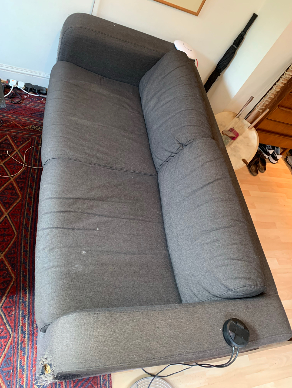 sofabed £50 vat no