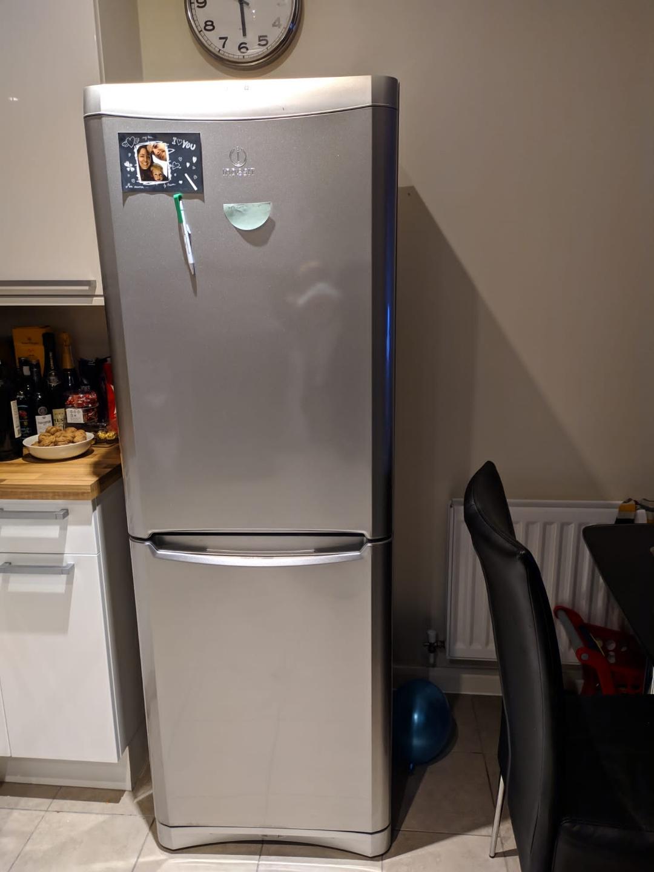 large fridge £50 vat no