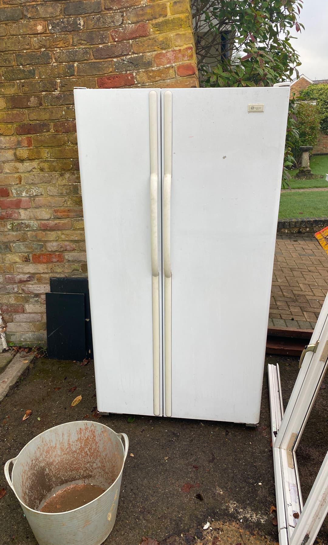 fridge disposal