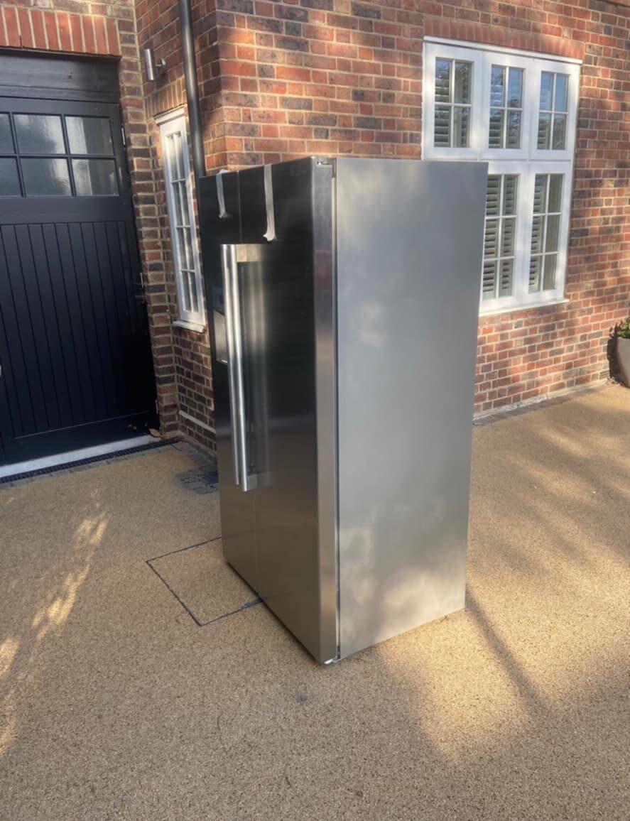 american fridge freezer £50