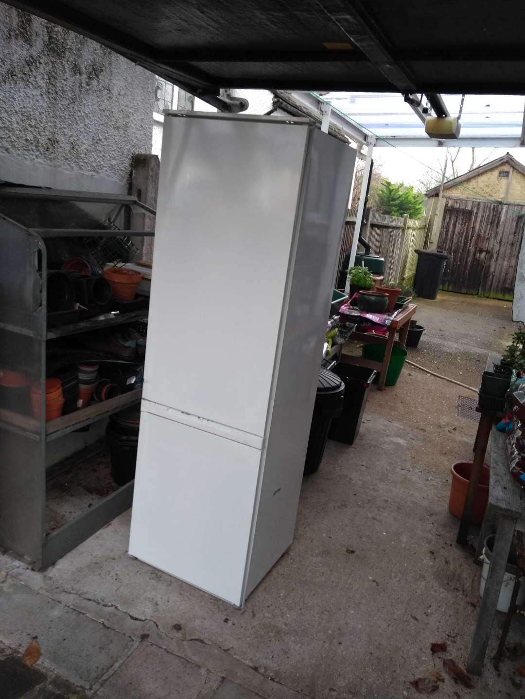tall fridge £40 vat no