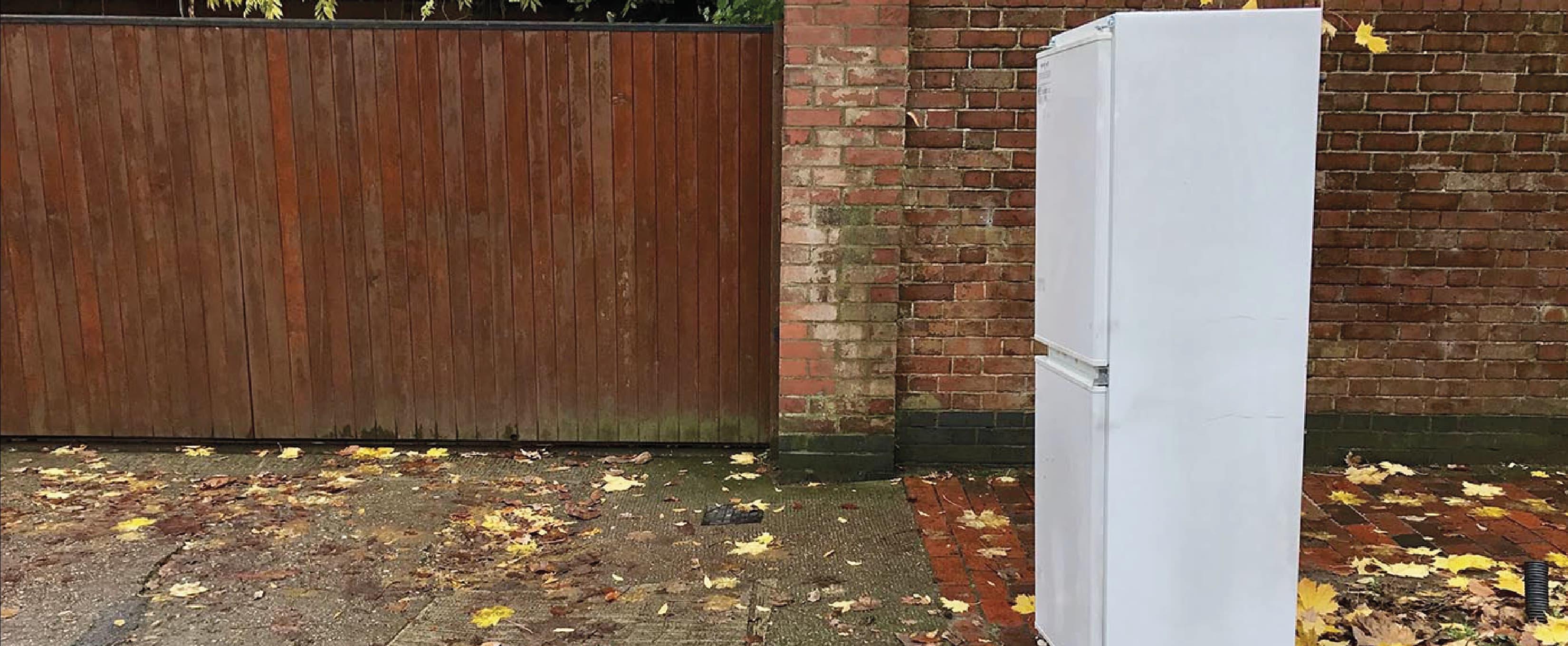 Fridge disposal price guide London-01