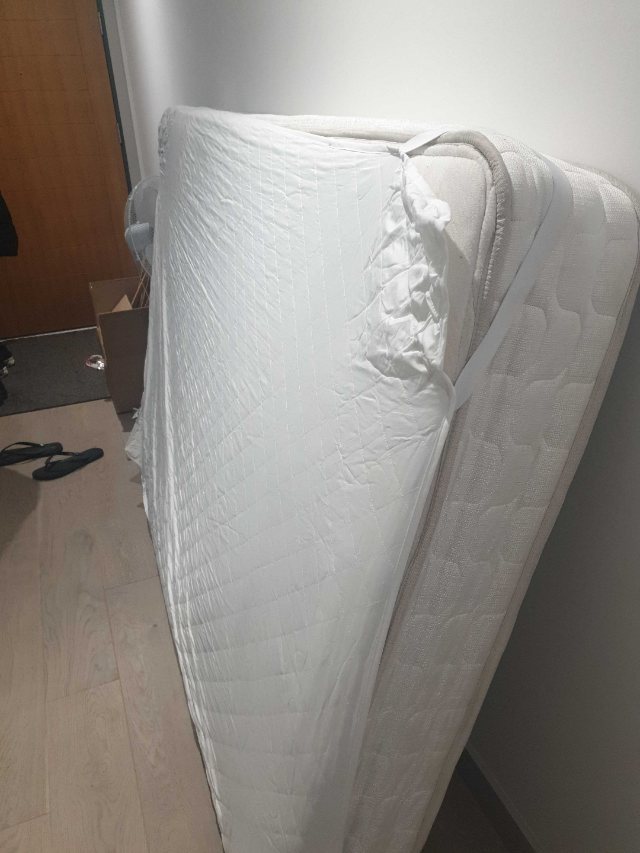 mattress disposal double mattress £30 vat no