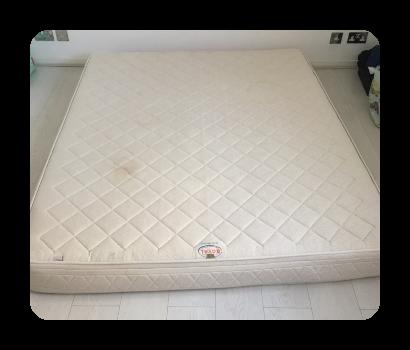 double mattress disposal £30 vat no