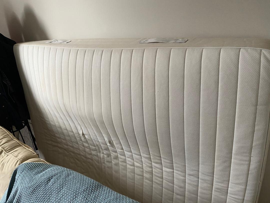 mattress disposal memory foam double mattress £40 vat no