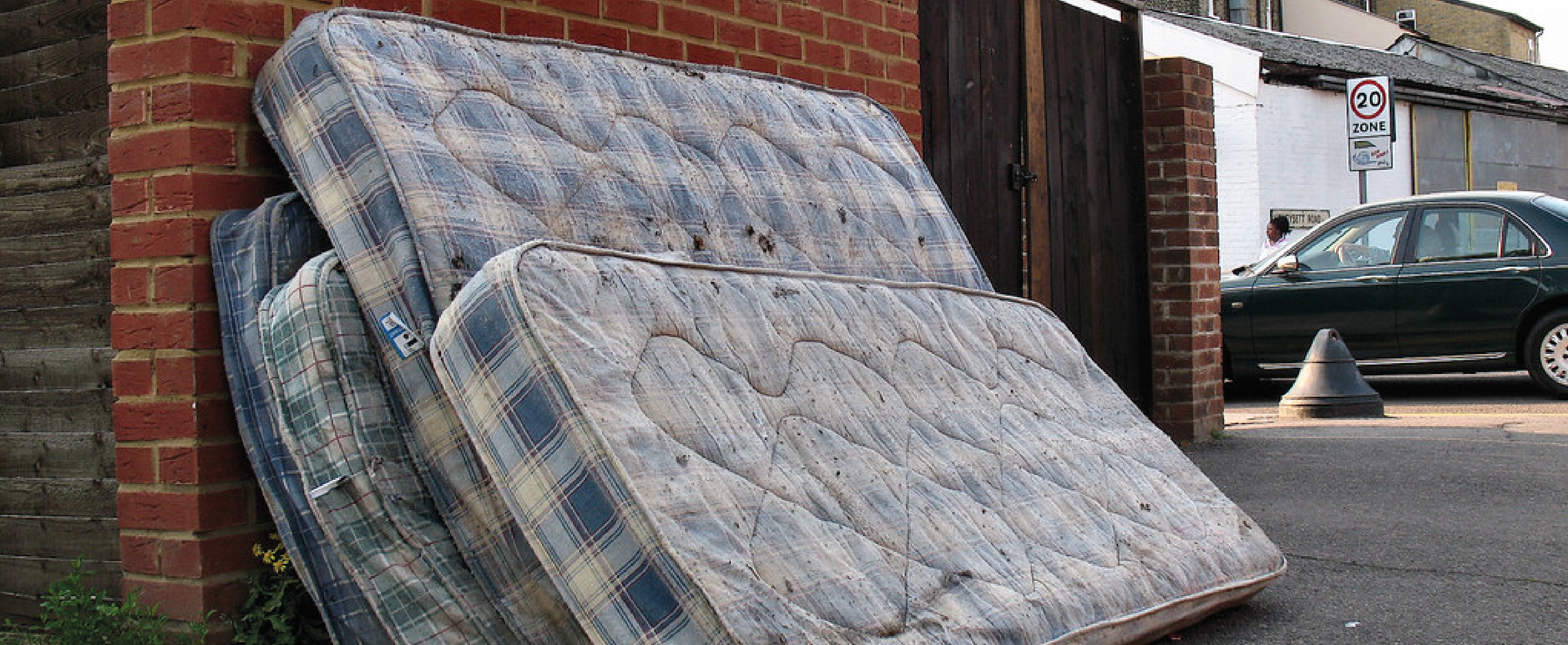 mattress disposal how to save money on mattress removal and collection in london