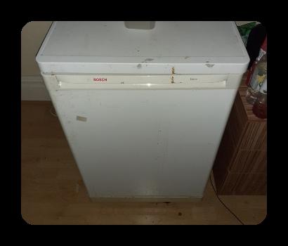 small fridge £40