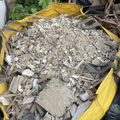 megabag of rubble