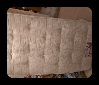 single mattress disposal £20 vat no