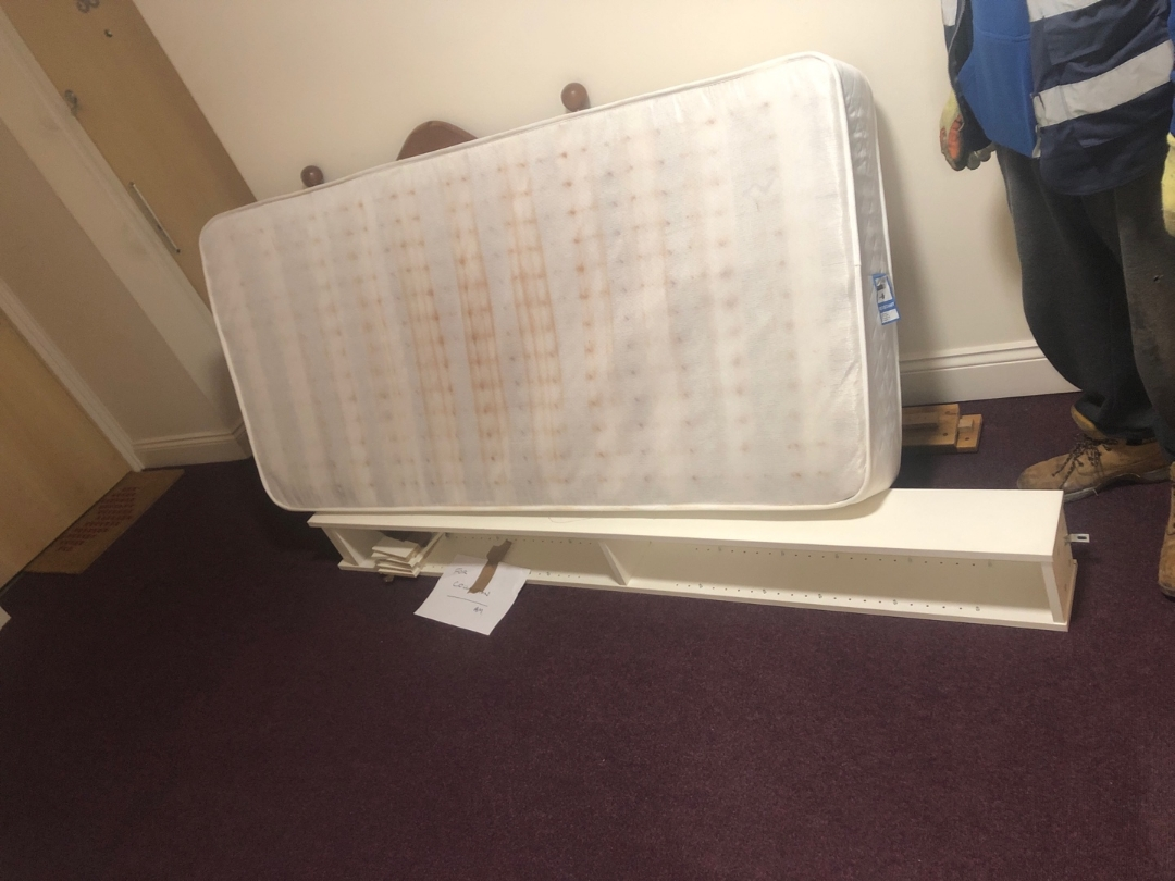 mattress disposal single mattress £35 vat no