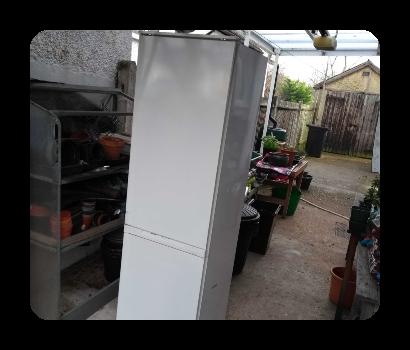 fridge freezer bulky waste weee for disposal