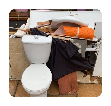 bathroom suite disposal £65