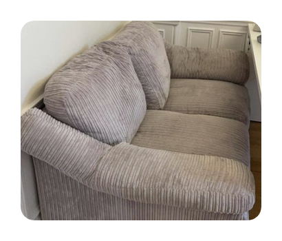 2 seater sofa for collection and disposal furniture removal