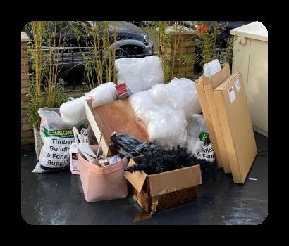 renovation waste £70