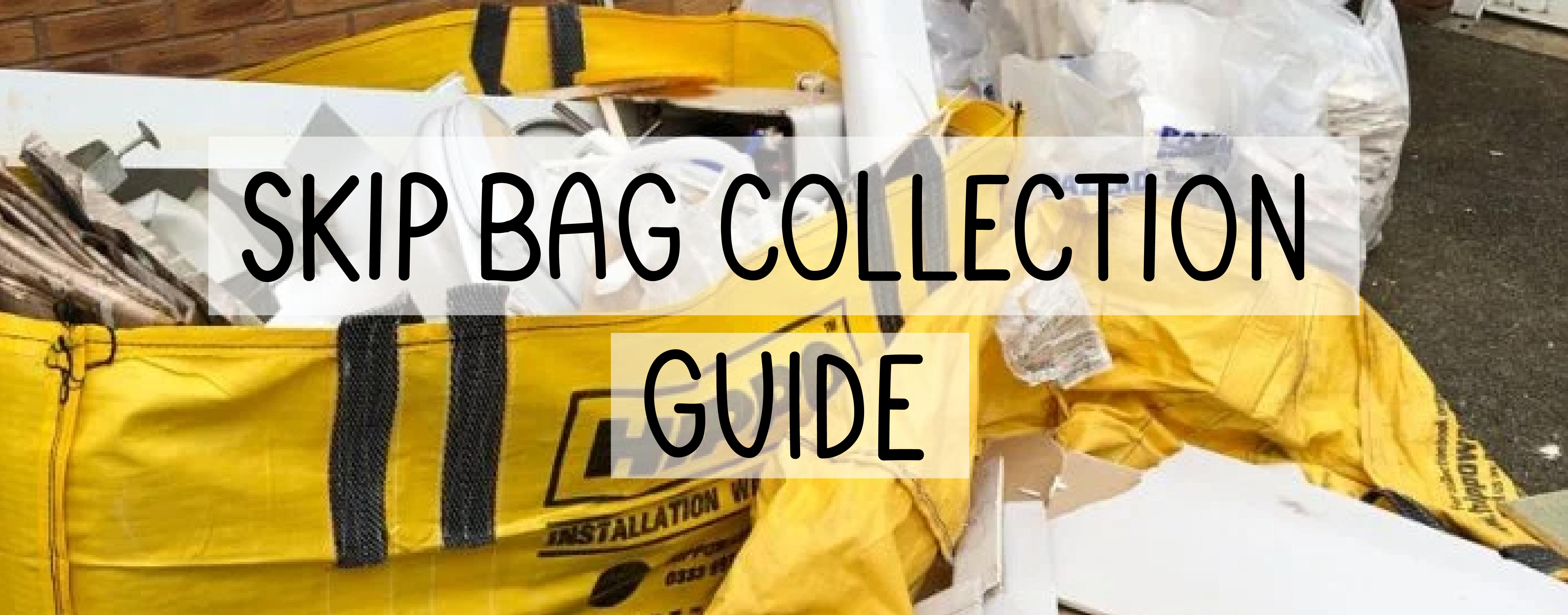 skip bag hippo bag collection guide how a skip bag works
