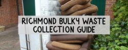 richmond bulky waste collection guide